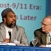 Imam Mohamed Magid (President, Islamic Society of North America) and Rabbi David Saperstein (Director and Counsel, Religious Action Center of Reform Judaism)
